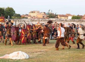Rimini. Il Festival del Mondo Antico all'insegna del cibo fra archeologia e storia. Un programma ricco di incontri, approfondimenti e rievocazioni.
