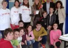 Rimini. Alla scuola primaria Dante Alighieri inaugurato il gruppo di 15 volontari del progetto CI.Vi.Vo.