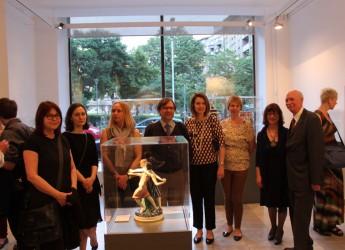 Faenza. Inaugurata a Belgrado la mostra itinerante dedicata alla ceramica che vede esposte opere del Museo Internazionale della Ceramica.