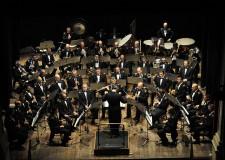 Lugo. La grande musica protagonista al Teatro Rossini con il concerto della Banda Nazionale dell'Aeronautica Militare.
