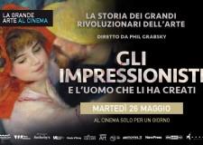 Italia. In 44 multisale UCI solo per un giorno la proiezione del film che racconta la storia dell'impressionisti e di Paul Durand-Ruel dal titolo .