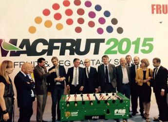 Rimini. Macfrut ha inaugurato il grande innovativo spazio dedicato alla promozione del consumo di frutta al RiminiWellness.