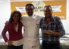 Napoli. La terza tappa di 'Gelato Festival' incorona il gelatiere napoletano Oreste Mantovani. Ora si passa a Bari.