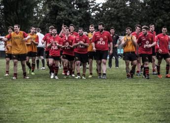 Cesena. Rugby. La squadra del Romagna RFC chiude il campionato con una vittoria che mette fine a un periodo nero.
