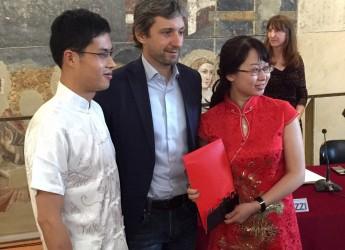 Rimini. Destination wedding. Dalla Cina in viaggio di nozze a Rimini. Un evento che apre le porte al turismo cinese.