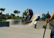 Cesena. Al Jurassic skatepark la creatività giovanile protagonista dell'Art festival. Ospite d'onore il campione italiano di skate.