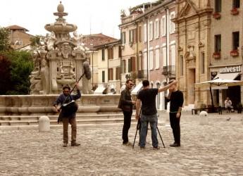 Cesena. I tesori cittadini in un documentario di Sky Arte. Una troupe televisiva in città per riprendere Biblioteca, Rocca e Abbazia del Monte.