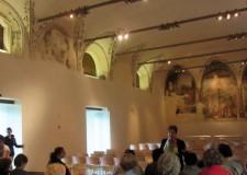 Forlì. Visita speciale alla mostra di Baldini delle donne che hanno affrontato il tumore promossa dalla Lilt. Prossimo appuntamento il 27 maggio.