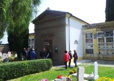 Rimini. Corpolò. Dopo un lungo e importante intervento di restauro torna ai cittadini della frazione la chiesina ottocentesca del cimitero.