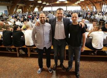 Rimini. Il presidente della lega pro boxe Carlo Nori in visita a San Patrignano. Che sacco e guantoni non sbarchino in comunità.