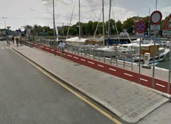 Rimini. Mobilità. al via il primo chilometro dell'Anello Verde. La città si doterà di una grande circonvallazione verde per connettere il centro ai lungomari, parchi e periferie.