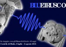 Siena. Al via la prima edizione di Bluetrusco, una riflessione ricca di eventi sulle contaminazioni tra i popoli che hanno dato vita a grandi civiltà.