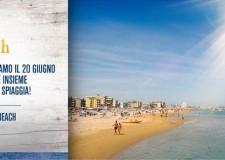 Cattolica. Sulla spiaggia l'evento Corona Extra all'insegna della musica. La città premiata per il progetto ambientale 'Save the beach'.