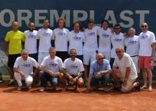 Massa Lombarda. Tennis. Giornata storica per il circolo, per la prima volta conquistata la promozione in serie A1 maschile. Sconfitto il circolo Le Rocce di Catania.