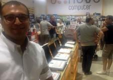 Santarcangelo. Nuova sede per Ex Novo Computer per festeggiare i 10 anni di attività. Il sogno realizzato dall'imprenditore egiziano Maged Nashed.