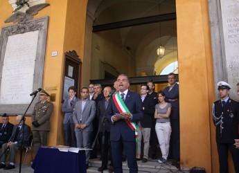 Cesena. Celebrato in città il 69° anniversario della Repubblica italiana tra canti e la presenza delle autorità religiose, militari e civili.