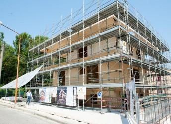 Cesena. Rigenerazione urbana. Inaugurato il cantiere 'Fiorita Passive House', la prima residenza certificata in legno.