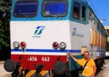 Voltana. Al centro sociale Cà Vecchia la presentazione del volume '15 treni per Flavio' in ricordo di Flavio Contoli.