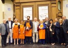 Forlimpopoli. Il Premio Marietta 2015 è di Nadia Tessitori. La sua ricetta 'Cjarsons alla luganega e sclopit' ha conquistato la giuria.