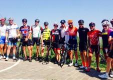 Riccione. Tour operator e giornalisti canadese e australiani alla scoperta in bicicletta della Perla e del suo entroterra.