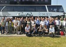Ravenna. Una delegazione di 70 imprenditori ravennati ha partecipato all'assemblea nazionale di Confcommercio all'Expo di Milano.