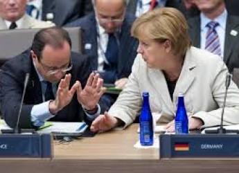 Cronaca non solo politica. L'assurda 'cecità' tedesca. Ma anche le migliaia di profughi 'maltrattati' dall'UE.
