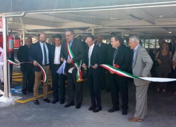 Ravenna. Inaugurato il nuovo parcheggio di via Guidarelli. Il sindaco Matteucci: 'Così aumenta la quantità e la qualità dell'offerta di sosta'.