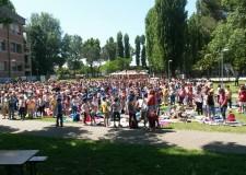 Lugo. In migliaia alla Festa del Cuore al parco del Tondo. Un evento per tutta la famiglia in ricordo di Vigor Bovolenta.