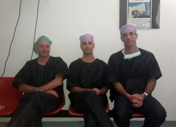 Forlì. Due medici di Tel Aviv in città per imparare la tecnica di chirurgia Osas. L'ospedale forlivese è diventato un vero punto di riferimento.