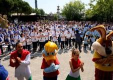 Ravenna. A Mirabilandia la quattordicesima edizione della manifestazione che ha radunato centinaia di musicisti provenienti da tutta Italia.