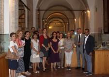 Cesena. Nuova vita per il Museo archeologico cittadino alla Biblioteca Malatestiana che riapre i battenti a pieno regime.