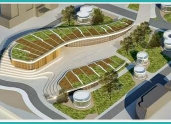 Rimini. Partita la cantierizzazione della grande vasca Ausa nell'ambito del piano di salvaguardia della balneazione.