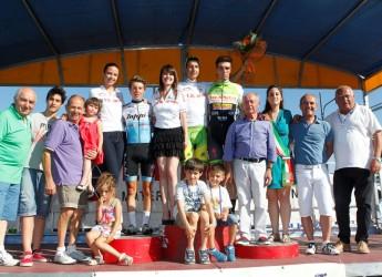 Santarcangelo. Tutti sui pedali per la quarantaquattresima edizione della gara ciclistica 'Coppa della pace'.