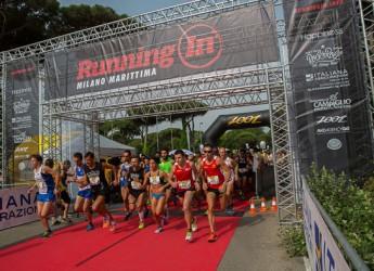 Milano Marittima. Correre che passione. In 3mila alla quarta edizione di 'Running In' tra runner, famiglie, bambini e curiosi.