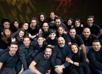 Rimini. Rivabella. Il gospel dei Sanpa Singers ospiti della rassegna musicale 'voci nei chiostri'.