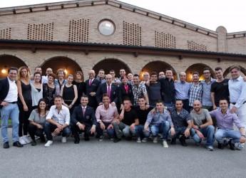 Rimini. San Patrignano. Festeggiati i 31 nuovi sommelier di Sanpa. Passati con successo il corso di qualificazione della Fondazione Italiana .