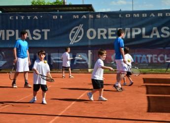Massa Lombarda. Il circolo tennis protagonista dell'estate dei bambini tra 'tennis day', centri estivi e sport games.