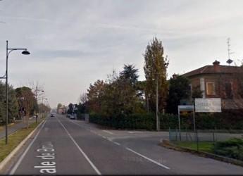 Lugo. Al via oggi i lavori per la realizzazione della nuova rotatoria in Via de Brozzi. Un intervento di sicurezza da 77.300 euro.