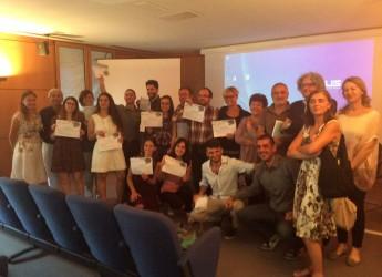 Ravenna. Premiati i vincitori del progetto Enterprise Cultural Heritage University finalizzato alla diffusione della cultura d'impresa.