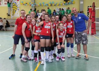 Rimini. Viserba. 'I campioni siamo noi', il Viserba Volley Rimini sul gradino più alto nei campionati under 11 e 12.
