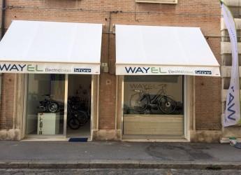 Rimini. Apre il nuovo show room specializzato in mobilità elettrica. Il via Castracane l'inaugurazione di Wayel Store, bici Made in Italy.