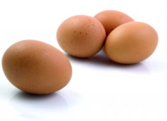 Cesenatatico. Un laboratorio pasquale di colorazione delle uova da benedire al centro San Giacomo.