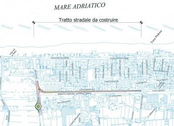Rimini. Inizio lavori per la nuova rotatoria tra via Tolemaide e San Salvador a Torre Pedrera