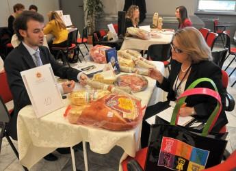 Parma. 'Deliziando' fa tappa in città. Workshop per 38 aziende alimentari con 15 operatori da Europa, Canada e Vietnam. Tour nelle realtà produttive.