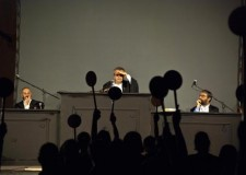 Lugo. Ultimi appuntamenti con 'Lugocontemporanea', la rassegna artistica giunta all'undicesima edizione e dal tema 'Giustizia: la parola ai giurati'.