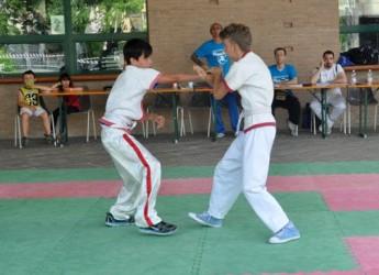 Riolo Terme. Arti marziali in città in occasione del quinto memorial 'Massimiliano Solaroli'. Atleti da tutta Europa per l'evento.