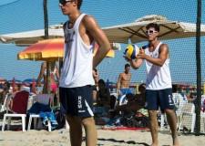 San Marino. Beach volley. Il duo Benvenuti – Farinelli pronto per le qualificazioni a Cervia. In ballo la finale di Catania.