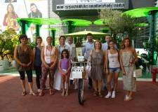 Parma. L'associazione Castelli del Ducato in visita ufficiale a Expo ospiti della Piazzetta Piacenza. Obiettivo la promozione del territorio.