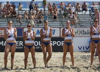 A Riccione ultima tappa del Master Group Sport Legea Volley Summer Tour 2015