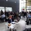 Parma. 'Deliziando' centra l'obiettivo, operatori stranieri al workshop di aziende alimentari seguiti da esperti di prodotti emiliano romagnoli.